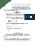RKSDescriptive Statistics Tutorial