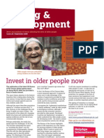 Ageing and Development 26