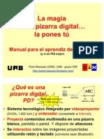 La magia de la pizarra digital