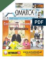 A Comarca, n.º 341 (15 de julho de 2009)