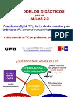 29 modelos de uso didáctico de las aulas 2.0