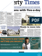 Hereford Property Times 18/08/2011