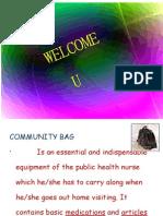Bag Presentation
