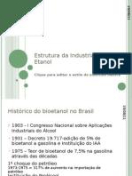 Estrutura Da Industria de Etanol