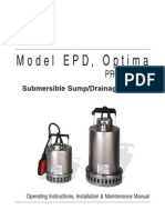 Manual EPD Optima IOM Sp