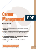 !!! Career Management