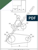 CAD Sketcher Exercises