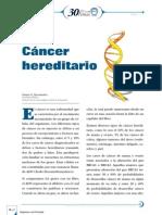 Cancer rio