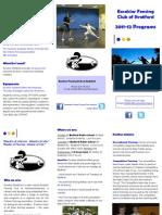 Programs Brochure 2011-12