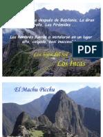 El Legado Del Pueblo Inca