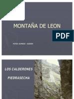 Montañas de Leon