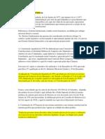 A CONSTITUIÇÃO ESPANHola