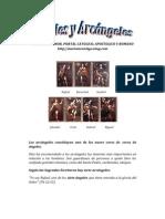 ÁNGELES Y ARCÁNGELES   ALIANZA DE AMOR