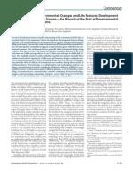 evoecotoxicology EHP