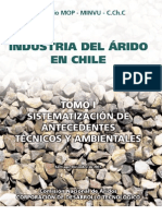 Industria Aridos Chile TomoI