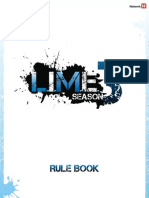 LIME 3 Rule Book