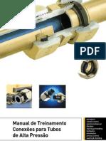 Manual Conexões para tubo alta pressão