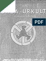 Platon - Der Orga-Urkult - Dreifache Gesunde Ernte Auf Allen Boeden Ohne Jede Duengung Und Fachpflege (1935, 76 S., Scan)