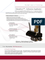 LP (Low Profile) Mod-Plus Marathon - Adhesive Applicator