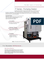 Dynamelt P Series - Adhesive Pumping Station