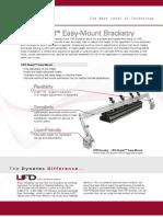 UFD Mounting Bracket