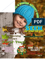 2011-2012 Fall-Winter Activity Guide