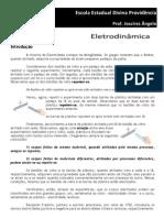 Apostila Eletrodinâmica - 2011 atualizada - Versão Aluno