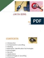 Java Ring Ppt