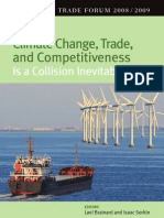 Climate Change, Trade, And Competitiveness