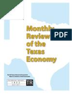 June 2011 Texas Economy
