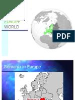 Romania Presentation, Educational System, County, School