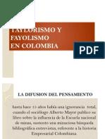 TAYLORISMO Y FAYOLISMO