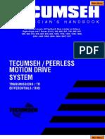 Peerless Transaxle Manual