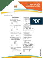 Solucionario Aptitud Academica y Cultura General - Admision UNI 2011-2 - Trilce