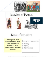 Invaders of Britain