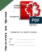 Lab Manual ANATOMY