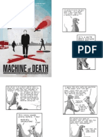 Machine of Death Final Spreads