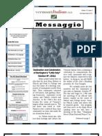 Il Messaggio Fall 2011 081611