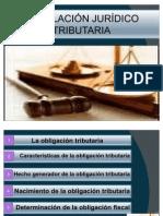 EXPO LA RELACIÓN JURÍDICO TRIBUTARIA