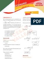 Solucionario Fisica - Admision UNI 2011-2 - Cesar Vallejo