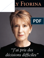 Carly Fiorina j'Ai Pris Des Decisions Defficiles