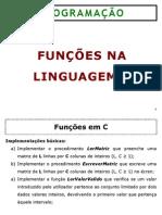 07 - LinguagemC - FuncoesMatrizesExemplos