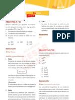 Solucionario Quimica - Admision UNI 2011-2 - Cesar Vallejo