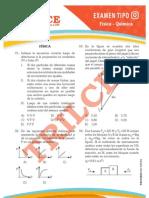 Solucionario Fisica y Quimica - Admision UNI 2011-2 - Trilce