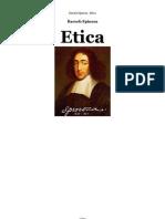 Spinoza Etica