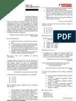 Prova p/ fonoaudiólogo PREFEITURA MUNICIPAL DO BOM JARDIM - PE