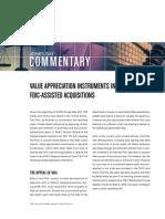 Value Appreciation Instruments Article