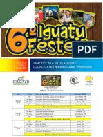 Programação modificada do VI Iguatu Festeiro