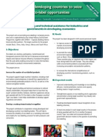 UNEP Eco Labelling Brief 281107
