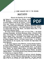 Kalenjin Bible - New Testament